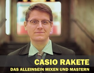 CASIO RAKETE