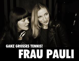 FRAU PAULI CD-RELEASE